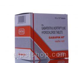 Gabapin NT (Neurontin NT)100/10 Mg – 150 tablet