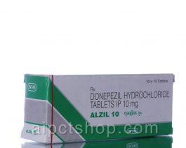 ALZIL (Aricept)10mg – 100 tablet