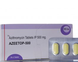Azeetop (Azithromycin) – Capsules