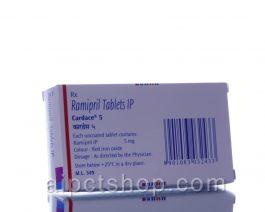 CARDACE (Altace /Tritace)5 Mg – 150 tablet