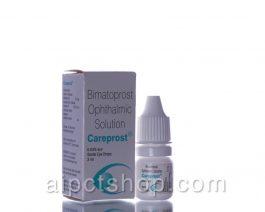 Careprost Plus Eye Drops (Bimatoprost/Timolol Maleate Eye Drops)0.5%/0.03%