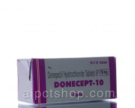 Donecept (Aricept)10 mg – 100 tablet