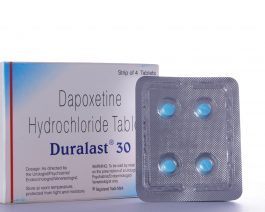 Duralast (Priligy)30 Mg – 4 tablet