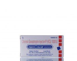 Fertigyn HP 10,000 IU HCG