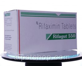 Rifagut (Xifaxan)550 Mg – 100 tablet