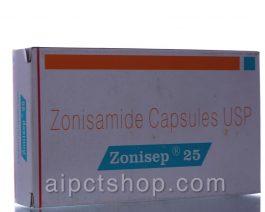 ZONISEP (Zonegran)25MG