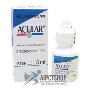 Acular Eye Drop 0.5
