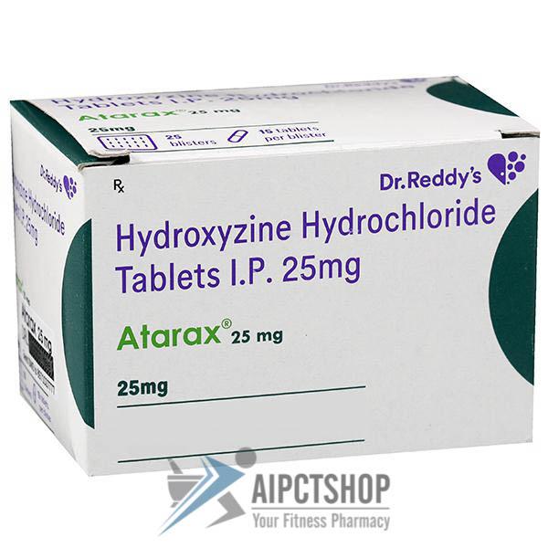 Atarax Hydroxyzine 25 mg