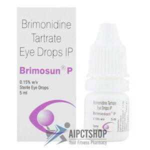 Brimosun-P Eye Drop 0.15
