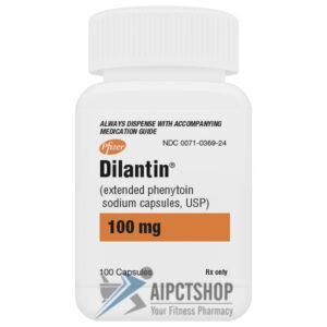 Dilantin 100