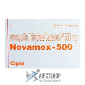 Novamox 500
