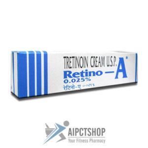 RETINO-A Cream 0.025