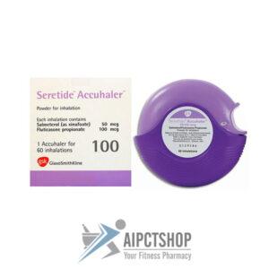 Seretide Accuhaler 50/100