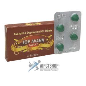 Top Avana – Avanafil 50 mg