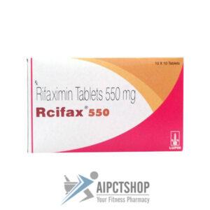 R Cifax 550 mg